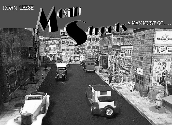 Mean Streets Main Page - Giant lego vehicles have been appearing on the streets of ancient rome