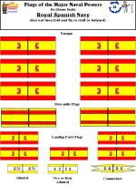 Naval flags page royal spanish navy flags publicscrutiny Images